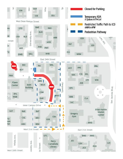 ICD Closure Map