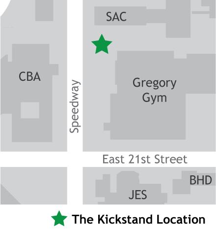 Kickstand Map