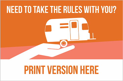 Take the RV Rules with you - Click to for a printable PDF version