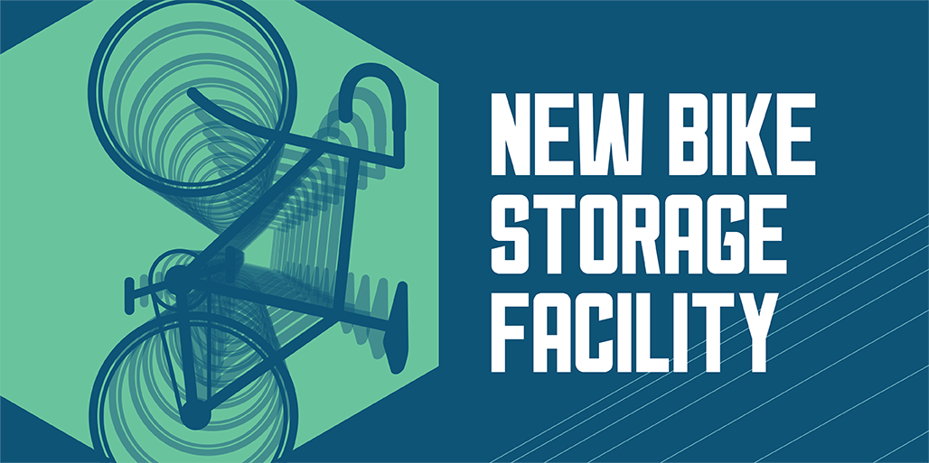 New Bike Storage Facility