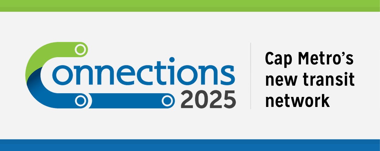 CapMetro Connections 2025 Logo