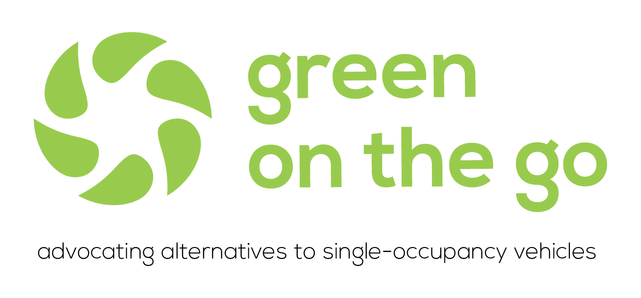 Parking and Transportation Services presents: Green on the Go. Advocating alternatives to the single-occupancy vehicle