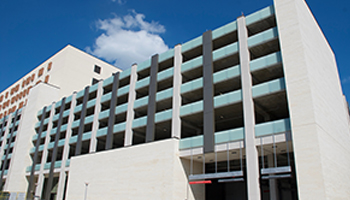 Health Center Garage Hcg Parking Amp Transportation