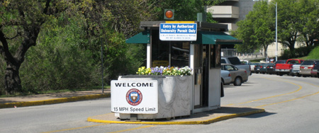 Guard Kiosk