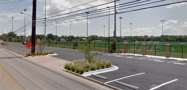 Picture of Intramural Fields Lot