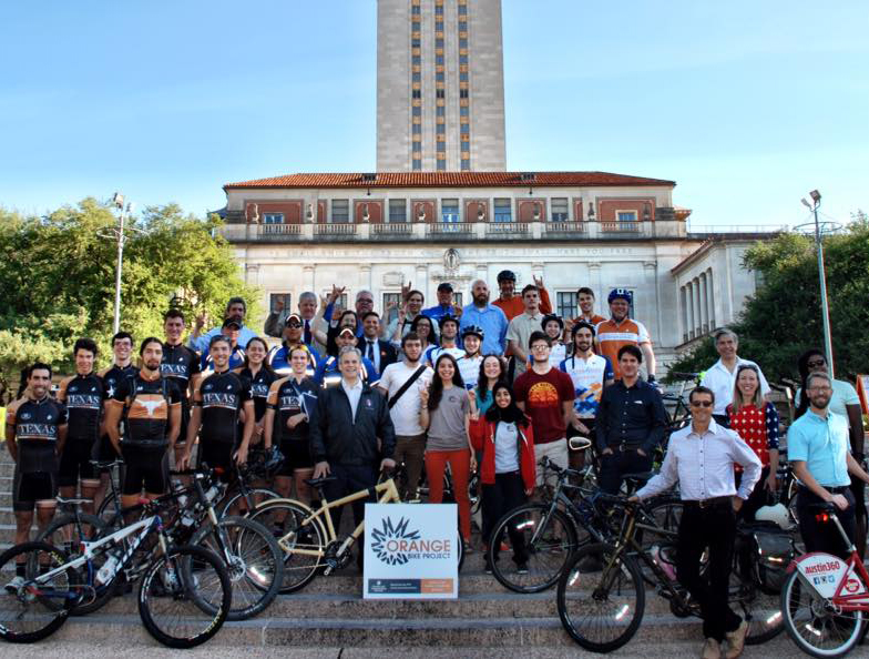 Orange Bike Project Team