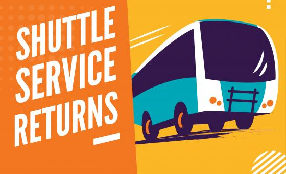 Shuttle Service Returns