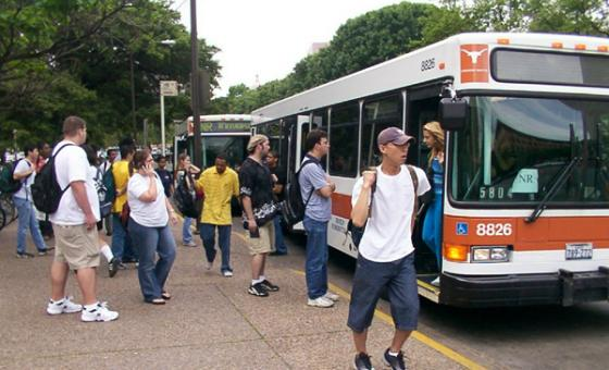 UT Shuttle Bus