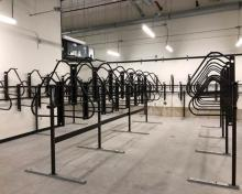 Bike Storage facility
