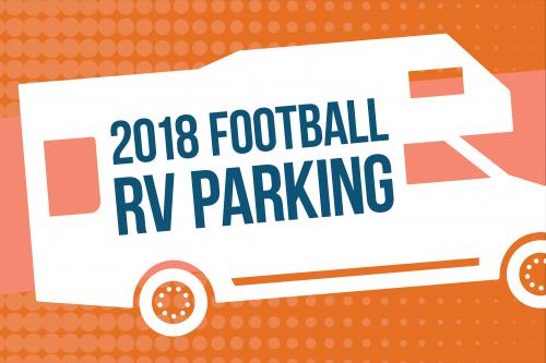 2018 Football RV Parking