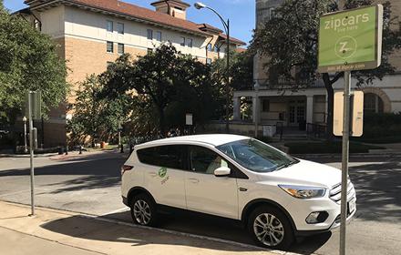 Electric Riding Vehicle >> Transportation | Parking & Transportation | The University of Texas at Austin
