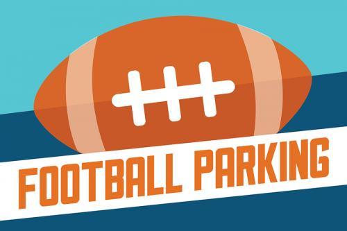 2020 Football Parking