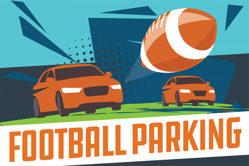 Football parking 2021