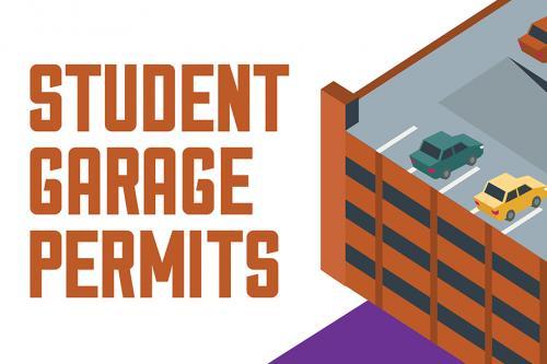 Student Garage Permits